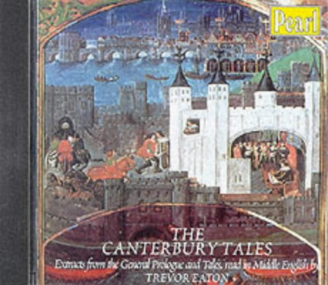The Canterbury Tales (Geoffrey Chaucer - the: Geoffrey Chaucer