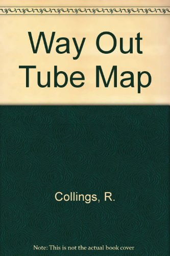 9781899743001: Way Out Tube Map