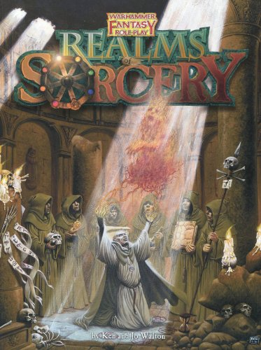 9781899749133: Realms of Sorcery (Warhammer Fantasy Roleplay)