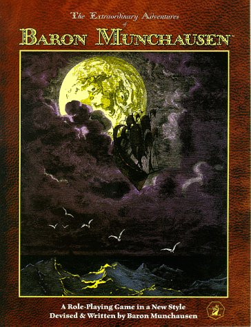 9781899749188: The Extraordinary Adventures of Baron Munchausen: A Role-playing Game in a New Style