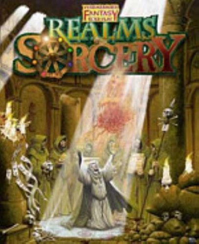 9781899749331: Realms of Sorcery (Warhammer Fantasy Roleplay)