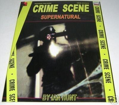 9781899749485: d20 Crime Scene Supernatural