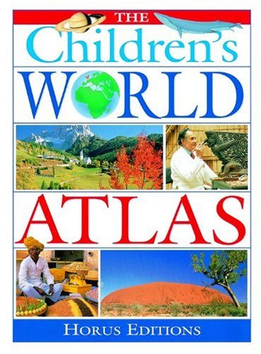 9781899762170: The Children's World Atlas