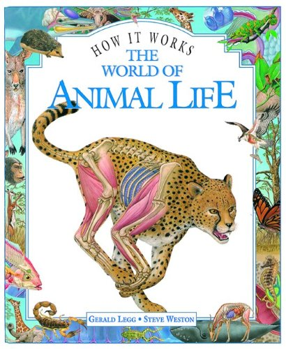 9781899762460: The World of Animal Life (How it Works)