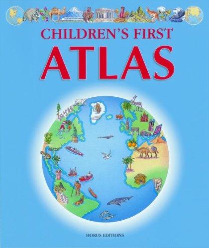 9781899762583: The Children's First Atlas