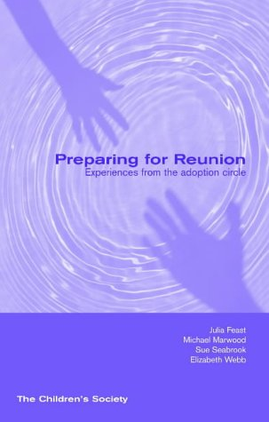 9781899783090: Preparing for Reunion: Experiences of Contact After Adoption