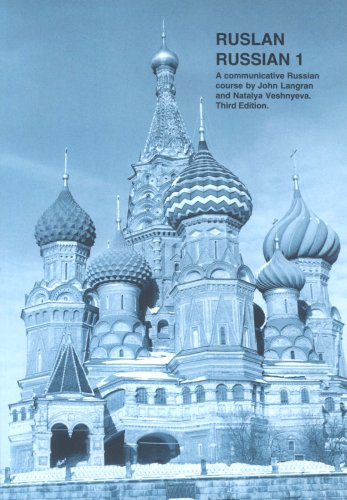 9781899785209: Ruslan Russian 1: A Communicative Russian Course for Adults and Teenagers