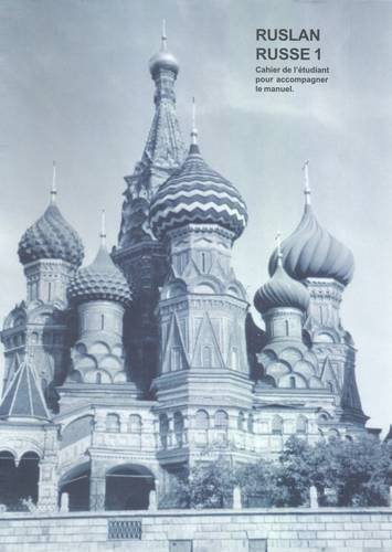 9781899785254: Ruslan Russe 1: Cahier De L'etudiant (French and Russian Edition)