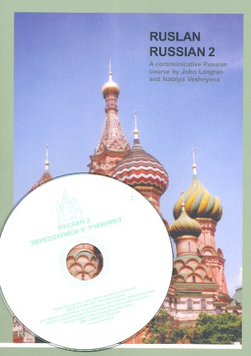 9781899785520: Ruslan Russian 2 Communicative Russian Course with MP3 audio download: Communicative Russian Course: Communicative Russian Course - Pack