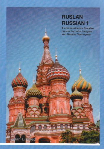 9781899785650: Ruslan Russian 1: A Communicative Russian Course, 4th Edition