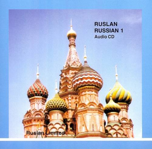 9781899785667: Ruslan Russian 1: A communicative Russian Course