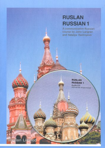9781899785674: Ruslan Russian 1: A communicative Russian Course (Book & CD)