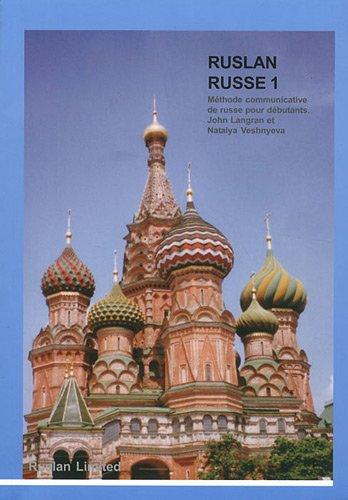 Ruslan Russe 1: Manuel (Mixed media product): John Langran, Natalia