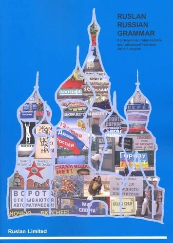 9781899785742: Ruslan Russian Grammar: An Interactive Russian Grammar Course