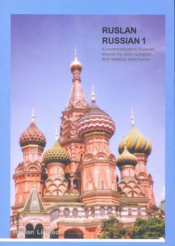 9781899785827: Ruslan Russian 1: A Communicative Russian Course with MP3 audio download