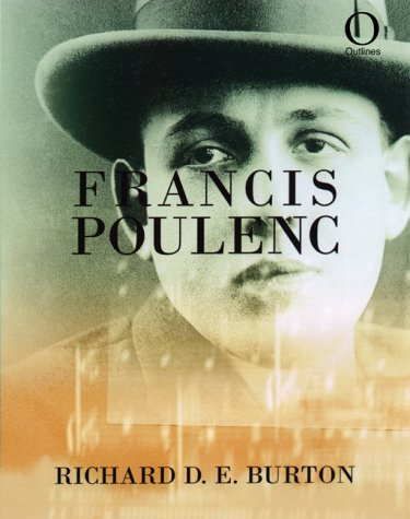 9781899791095: Francis Poulence (Outlines)