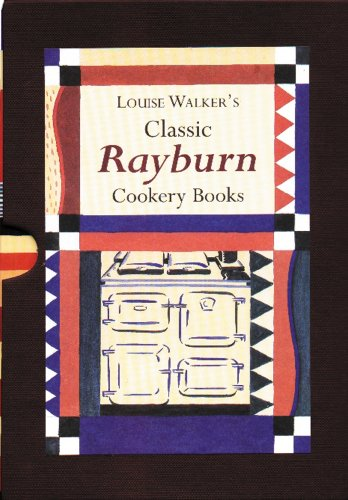 9781899791323: Louise Walker's Classic Rayburn Cookery Books (Aga and Range Cookbooks)