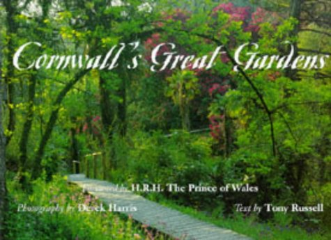 Cornwall's Great Gardens [inscribed]