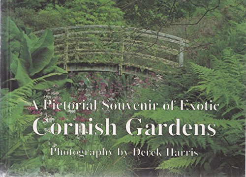 9781899803170: Exotic Cornish Gardens: A Pictorial Souvenir