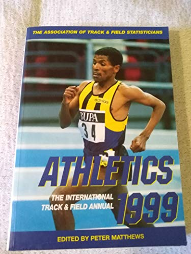9781899807048: Athletics: Association of Track and Field Statisticians Year Book