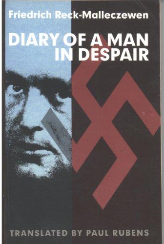9781899811007: Diary of a Man in Despair