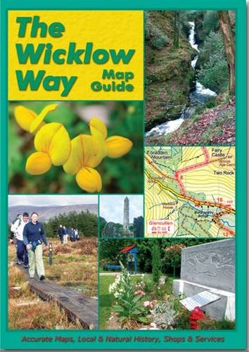 9781899815241: The Wicklow Way Map Guide