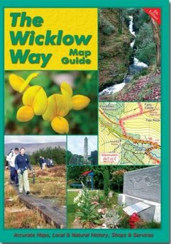 9781899815340: The Wicklow Way Map Guide