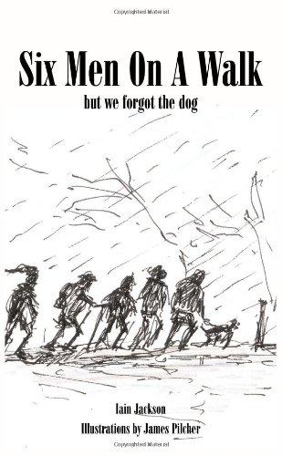 9781899820542: Six Men on a Walk