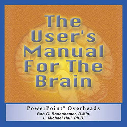 9781899836512: The User's Manual for the Brain, Powerpoint Overview