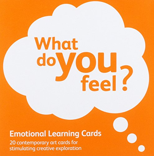 What Do You Feel? (Emotional Learning Cards): Iniva Creative Learning