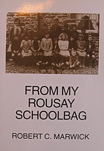 9781899851034: From My Rousay Schoolbag