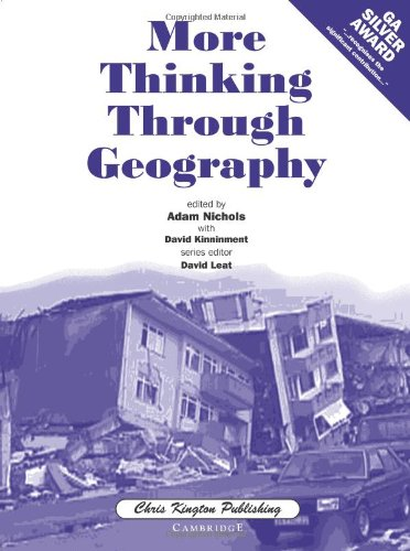 9781899857432: More Thinking Through Geography