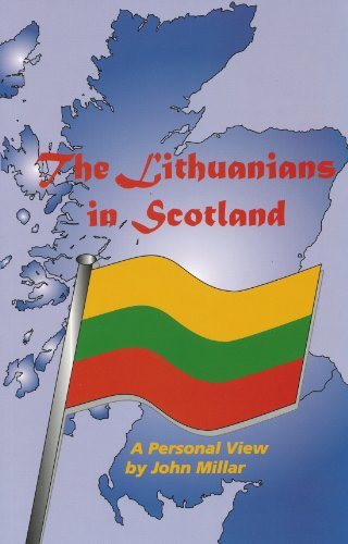 9781899863273: The Lithuanians in Scotland: A Personal View