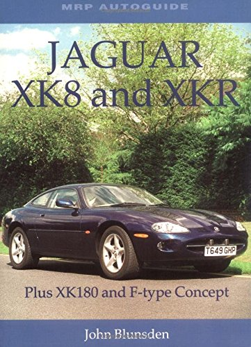 9781899870530: Jaguar XK8 and XKR