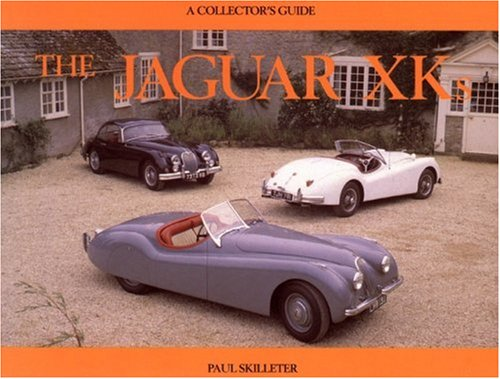 9781899870578: Jaguar XKs: A Collectors Guide