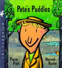 9781899883462: Pete's Puddles (My Weather Books)
