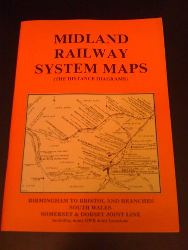 Midland Railway System Maps ( The Distance: Kay. Peter (