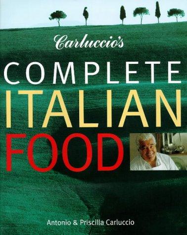 9781899988310: Carluccio's Complete Italian Food