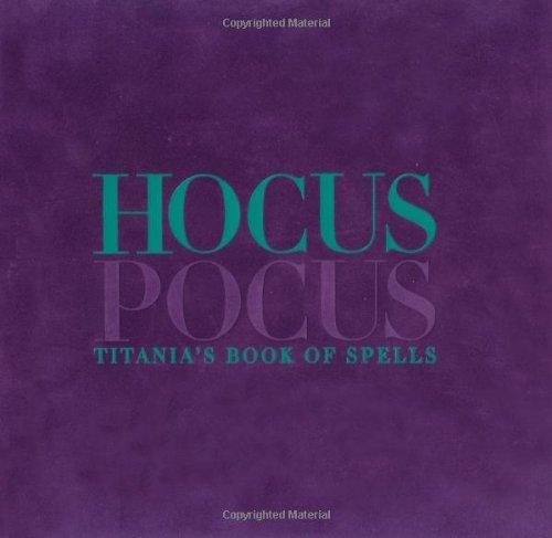 9781899988839: Hocus Pocus: Titania's Book of Spells