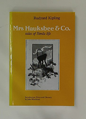 9781900022064: Mrs. Hauksbee and Co.: Tales of Simla Life