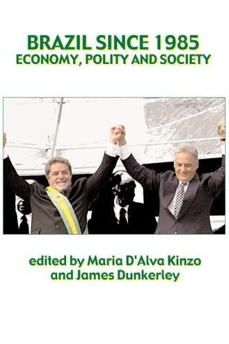 Brazil since 1985: Economy, Polity and Society