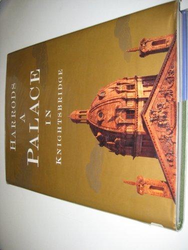 Harrods a Palace In Knightsbridge: Dale, Tim