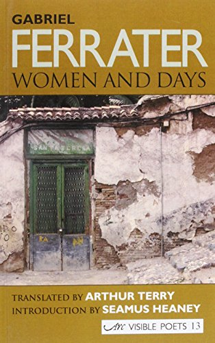 9781900072908: Woman and Days (Visible Poets)