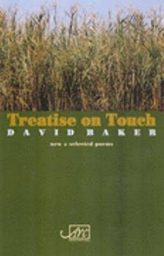 9781900072953: Treatise on Touch (Arc International Poets Series)