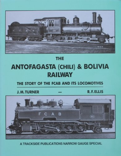 9781900095068: The Antofagasta (Chili) and Bolivia Railway