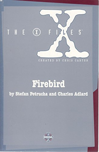 "9781900097086: ""X-files"": Firebird (The X-Files)"