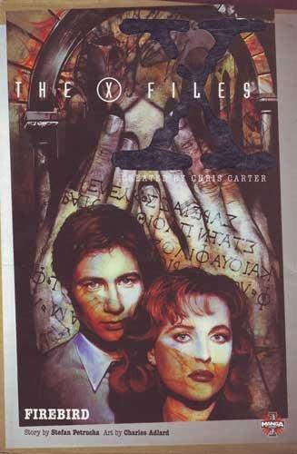 9781900097086: '''X-FILES'': FIREBIRD (THE X-FILES)'
