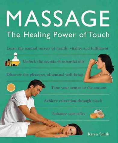 9781900131070: Massage : The Healing Power of Touch