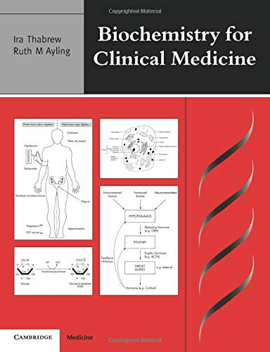 9781900151085: Biochemistry for Clinical Medicine