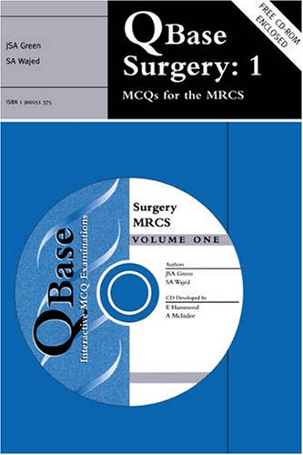 QBase Surgery: Volume 1, MCQs for the: J. S. A.